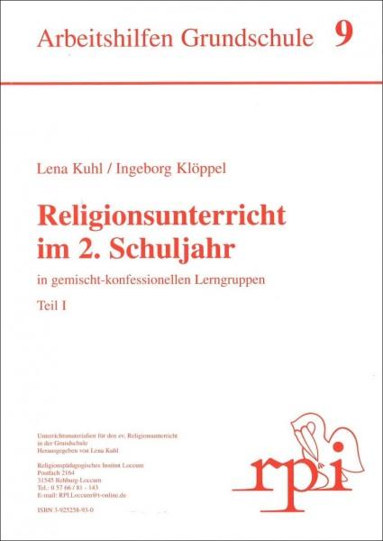 Religionsunterricht im 2. Schuljahr (Teil 1)