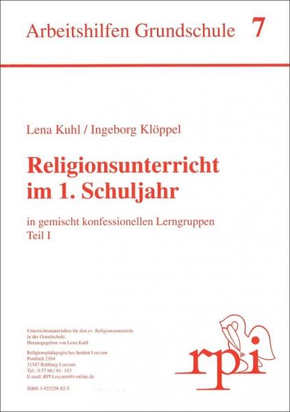 Religionsunterricht im 1. Schuljahr (Teil 1)