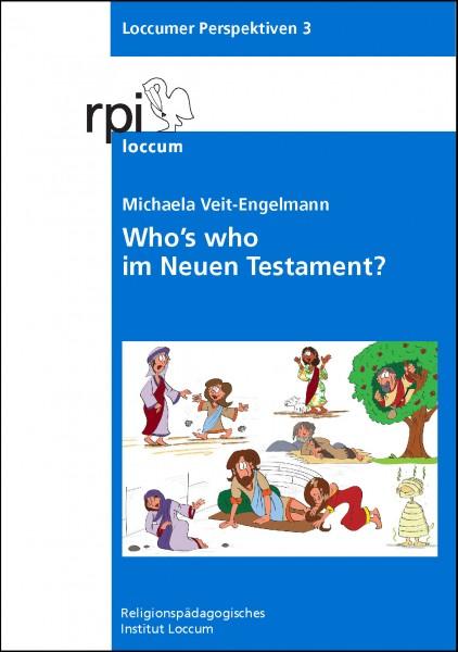 Who's who im Neuen Testament?