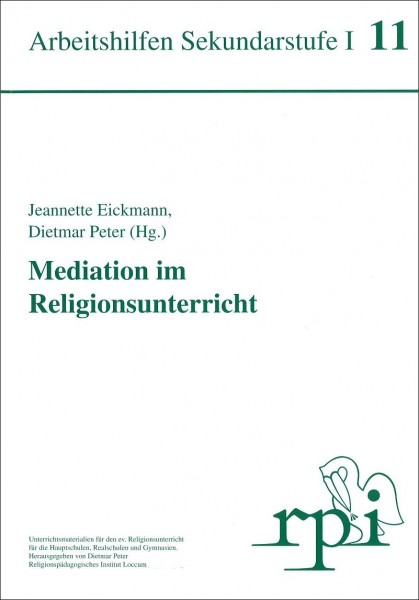 Mediation im Religionsunterricht