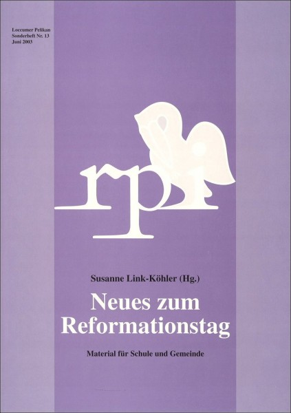 Neues zum Reformationstag